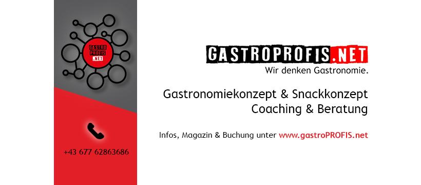 gastroPROFIS - Gastronomiekonzept, Snackkonzepte und mehr